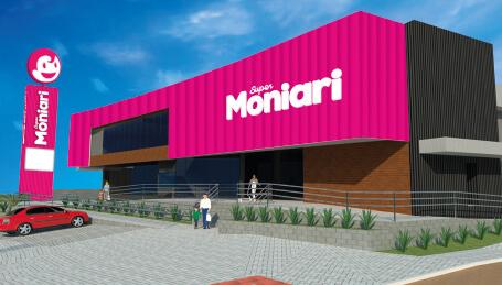 Supermercado Moniari Rio Maina