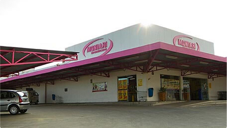 Supermercado Moniari Humaitá de Cima