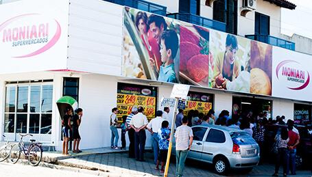 Supermercado Moniari Morro Grande